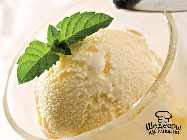 Как сделать лимонное мороженое дома - ВИРЕС